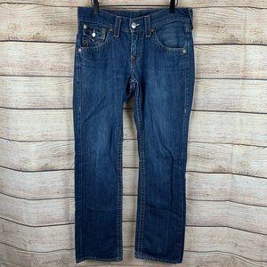 True Religion Ricky World Tour Jeans 34x30